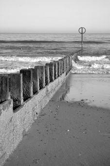 Free Aberdeen Beach Royalty Free Stock Photos - 4300148