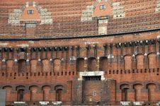 Free Nuremberg Kongresshalle Royalty Free Stock Images - 4300179