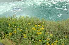 Free Maid Of The Mist Boat Ride In Niagara Falls Royalty Free Stock Photos - 4300938