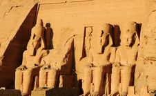 Free Abu Simbel Stock Photo - 4301120