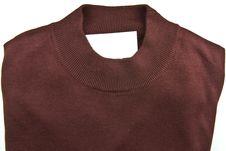 Free Mock Neck Sweater Stock Photos - 4301323