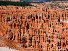 Free Bryce Canyon National Park Stock Image - 4303031