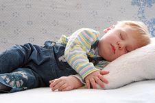 Free Little Boy Stock Photo - 4303040