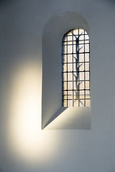 Window Of Light Stock Photography