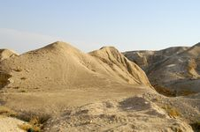 Free Arava Desert - Dead Landscape, Background Stock Photography - 4303562
