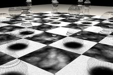 Free Chess Set Stock Images - 4304694