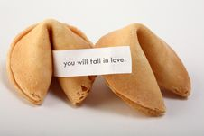 Free Fortune Cookies Stock Image - 4304721