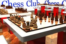 Free Chess Club Stock Images - 4304734