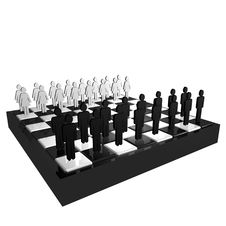 Free Chessboard Royalty Free Stock Photo - 4304885