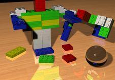 Free Lego Royalty Free Stock Image - 4305026