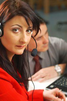 Free Operator Stock Photos - 4305643