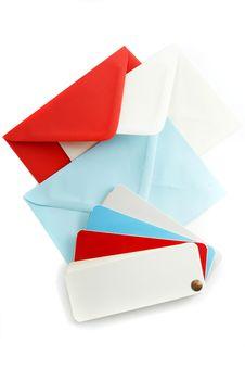 Free Envelopes Stock Image - 4305781