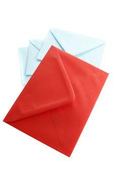 Free Envelopes Royalty Free Stock Photo - 4305815