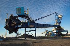 Free Coal Terminal 3 Stock Image - 4305861