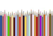 Free Pencils Stock Image - 4305931