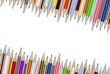 Free Pencils Stock Photography - 4305982
