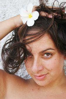Free Pretty Girl Stock Image - 4306271