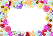 Free Flower Background Royalty Free Stock Image - 4308286