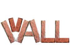 Free Wall Royalty Free Stock Image - 4308986