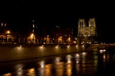 Free Notre Dame Royalty Free Stock Photography - 4309097