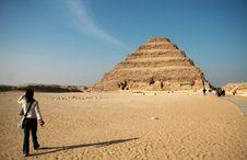 Free Saqquara Pyramid Stock Image - 4309491