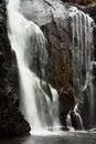 Free Gushing Waterfall Royalty Free Stock Images - 4310279