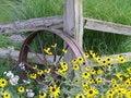 Free Corner Fence Stock Photography - 4316952