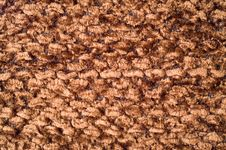 Free Brown Fabric Royalty Free Stock Image - 4310016