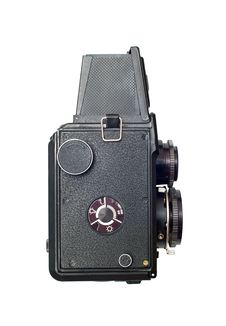 Free Old Soviet Medium Format Camera Stock Photo - 4310420