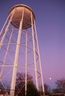 Free Water Tower Royalty Free Stock Images - 4311409