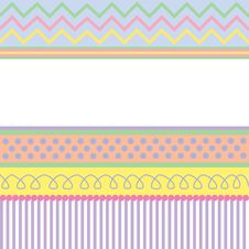 Free Easter Card Pattern Stock Photos - 4311983
