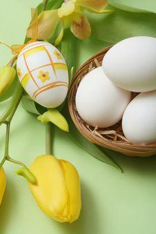 Free Easter Eggs Stock Photos - 4313313