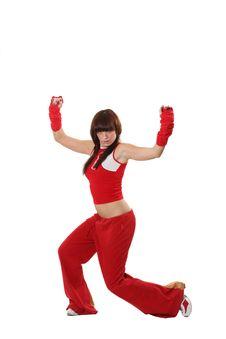 Free Break-dance Royalty Free Stock Image - 4313736