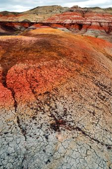 Free Colorful Hills Stock Photography - 4313932