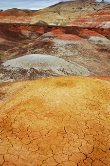 Free Colorful Hills Stock Images - 4313934