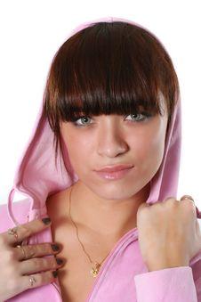 Free Glamour Girl Stock Photo - 4313950