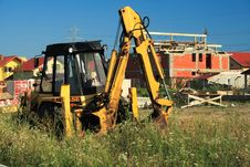 Free Bulldozer Royalty Free Stock Photo - 4314095