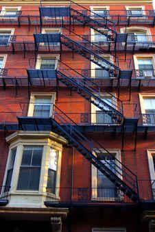 Free Beacon Hill, Boston Royalty Free Stock Images - 4314279