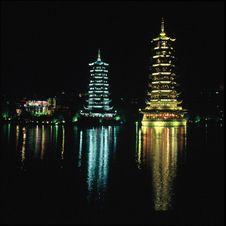 Free Pagoda,tower Royalty Free Stock Photography - 4314307