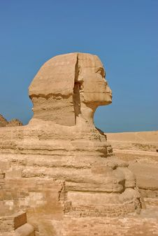 Free The Sphinx Royalty Free Stock Images - 4314309
