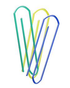Free Some Paperclips 15 Stock Images - 4314334