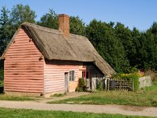 Free English Thatched Cottage Stock Images - 4314344