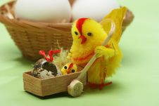 Free Easter Motive Royalty Free Stock Photos - 4314798