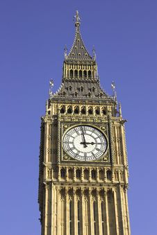Free Big Ben, Westminster, London Stock Images - 4315064