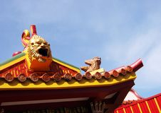 Free Chinese Temple Royalty Free Stock Photo - 4315415