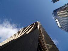 Free Chicago Buildings Royalty Free Stock Photography - 4315477