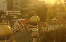 Free Mosque Royalty Free Stock Image - 4315706