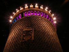 Free Milan Castle S Tower Stock Photo - 4315880