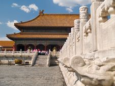 Free Forbidden City Royalty Free Stock Photos - 4316068