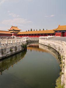 Free Forbidden City Royalty Free Stock Photo - 4316155